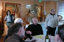 Interclub au Rouget (Cantal), le 15 avril 2012